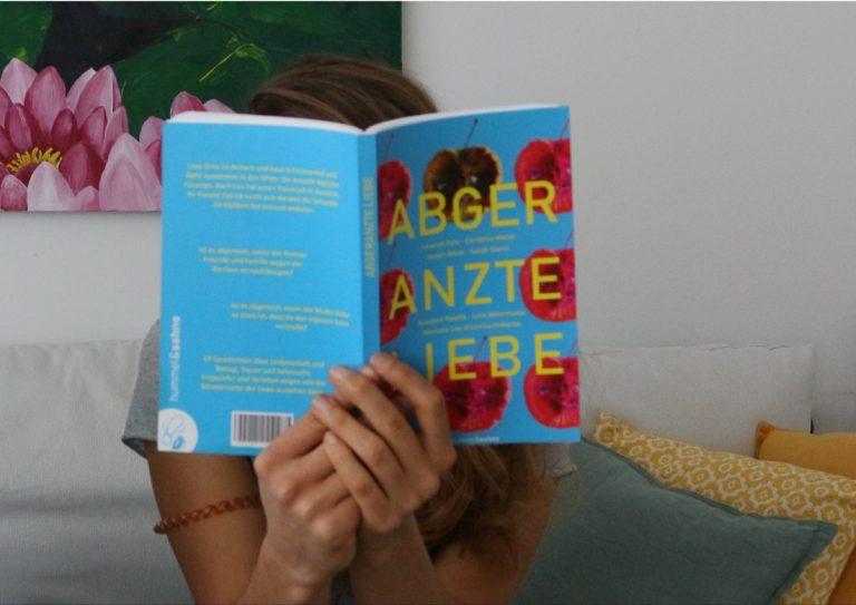 Autorin Sarah Stano Buch liest Abgeranzte Liebe